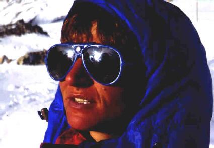 Božica na ekspediciji Everest, 1989.