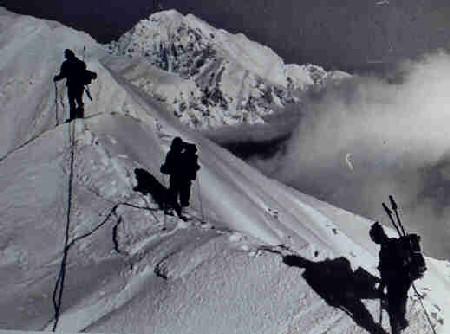 Tura u Kamniške alpe, 1978.