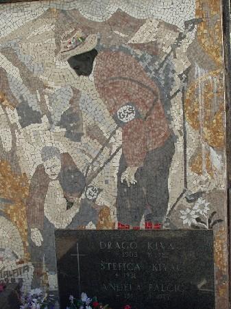 i u smrti alpinist: Kivačev grob na Mirogoju