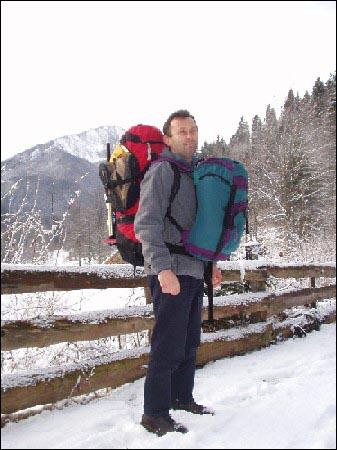 Tomislav kreće u Alpe