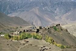 tipicni pejsaz pokrajine Mustang