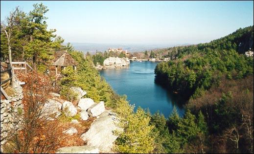 Jezero Mohonk