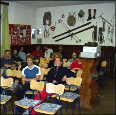 Tipicna fotografija sa sastanka odsjeka